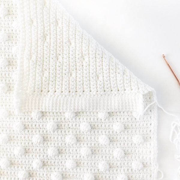 How to Crochet Bobbles - Daisy Farm Crafts