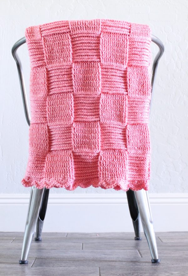 6 Crochet Baby Blanket Patterns for Valentine's Day