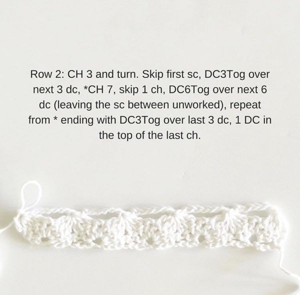 Crochet Harlequin Stitch