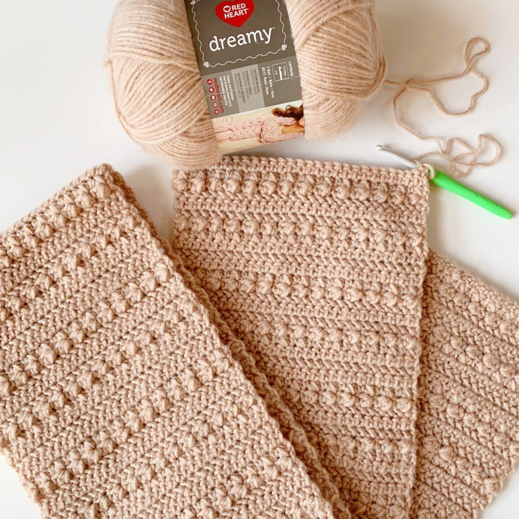 Crochet Dreamy Scarf   Daisy Farm Crafts - Crochet Scarf
