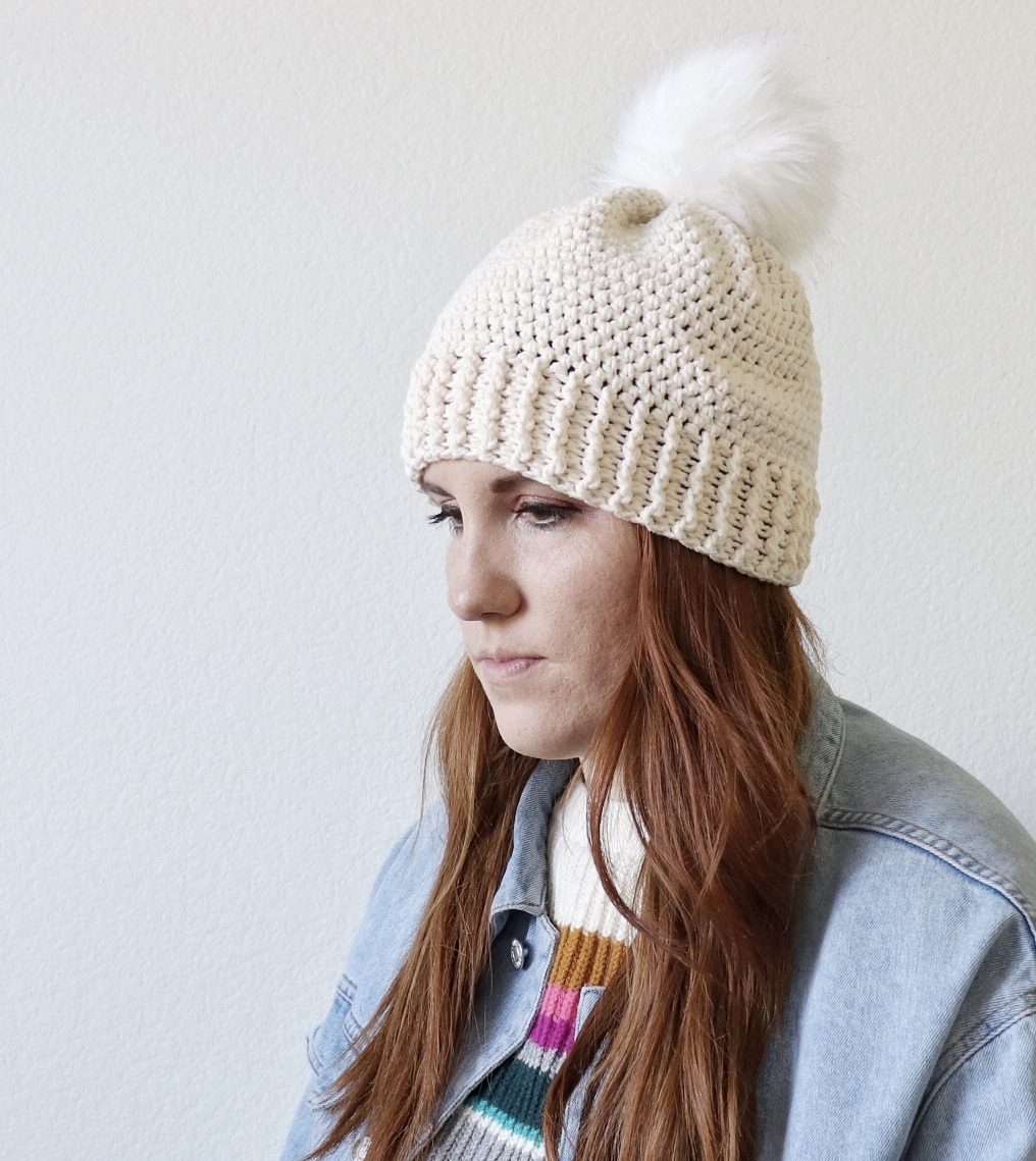 Crochet Amore Winter Hat